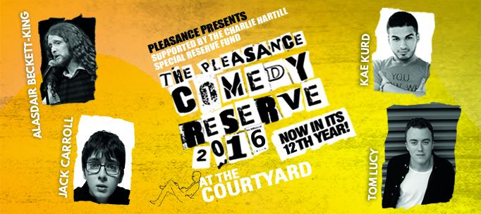 Comedy Reserve Courtyard